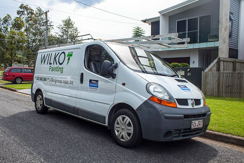 Wilko Painting Pricing - Van