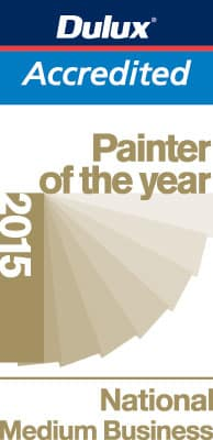 Dulux Painter of the Year 2014 and 2015 - Wilko Painting