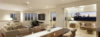 House Painters Brisbane - Lounge and dining