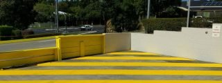 Commercial Painting Brisbane - Line Marking