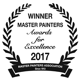 Award for Excellence 2017 - Wilko Painting - Award Winning Painters Brisbane