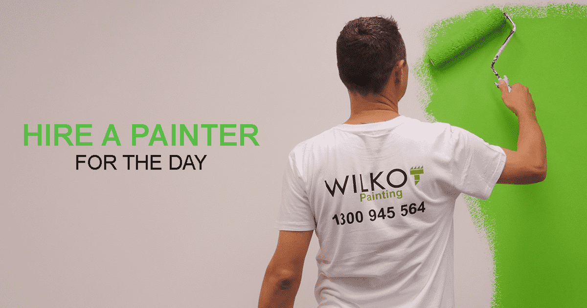 Painter for the Day Brisbane