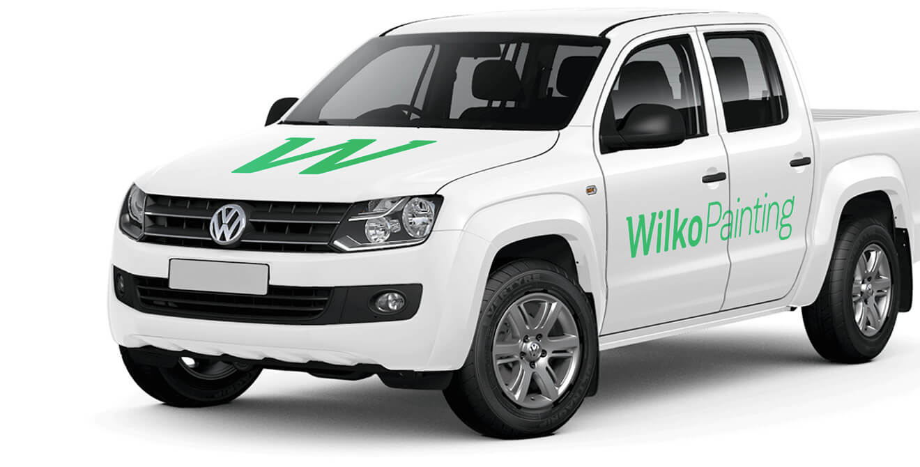 Painting Services Brisbane - Wilko Ute