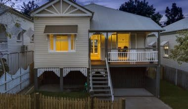 House Painting Brisbane - Exterior Woolloongabba