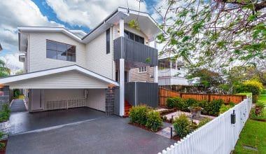 House Painting Brisbane - Ascot Exterior
