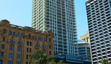 Commercial Painters Brisbane - Casino Towers
