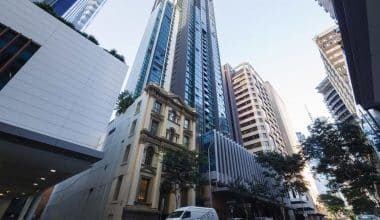 Commercial Painters Brisbane - External Charlotte Towers